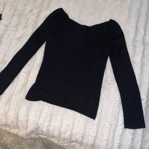 Babaton Scoop Neck Sweater - Size small!